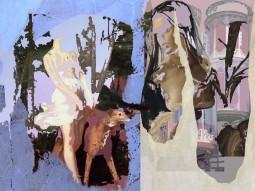 "Jessica Jokhi; Hunting and Fishing; Digital Photo/Manipulation, 16"" x 20""; Starting Bid $610.00"