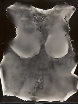 "Lauren Sudbrink; Residual Index I; Gelatin Silver Print; 15"" x 19""; Starting Bid $400.00"