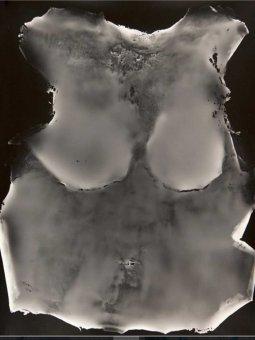 "Lauren Sudbrink; Residual Index I; Gelatin Silver Print; 15"" x 19""; Starting Bid $400.00"