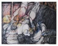 "Dorothy Kavka; Seraglio; Print 24 1/2"" x 20""; Starting Bid $125.00"